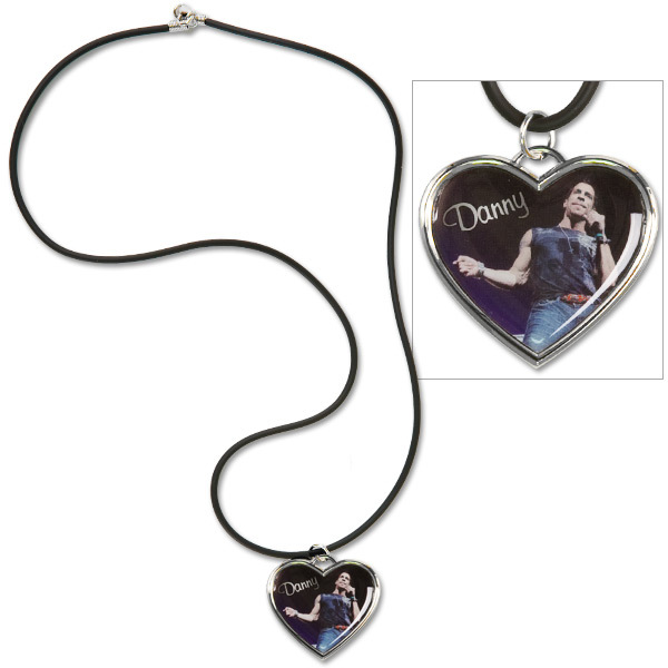 New Kids on the Block Coming Home Boyfriend Necklace - Danny