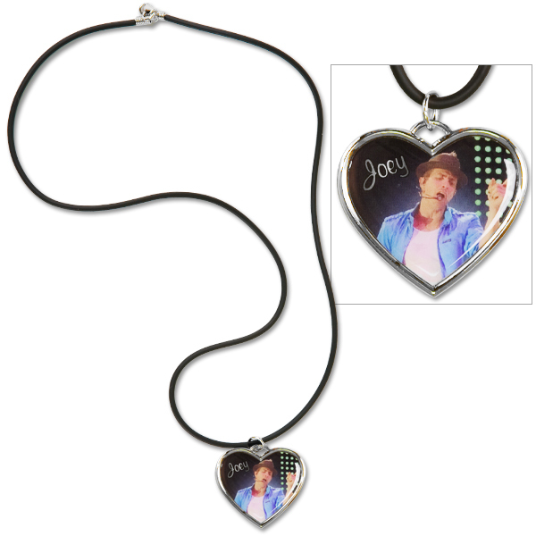 New Kids on the Block Coming Home Boyfriend Necklace - Joey