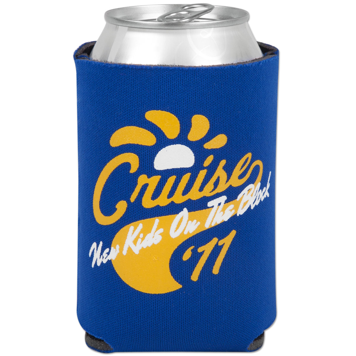 New Kids on the Block 2011 Cruise Sun Koozie