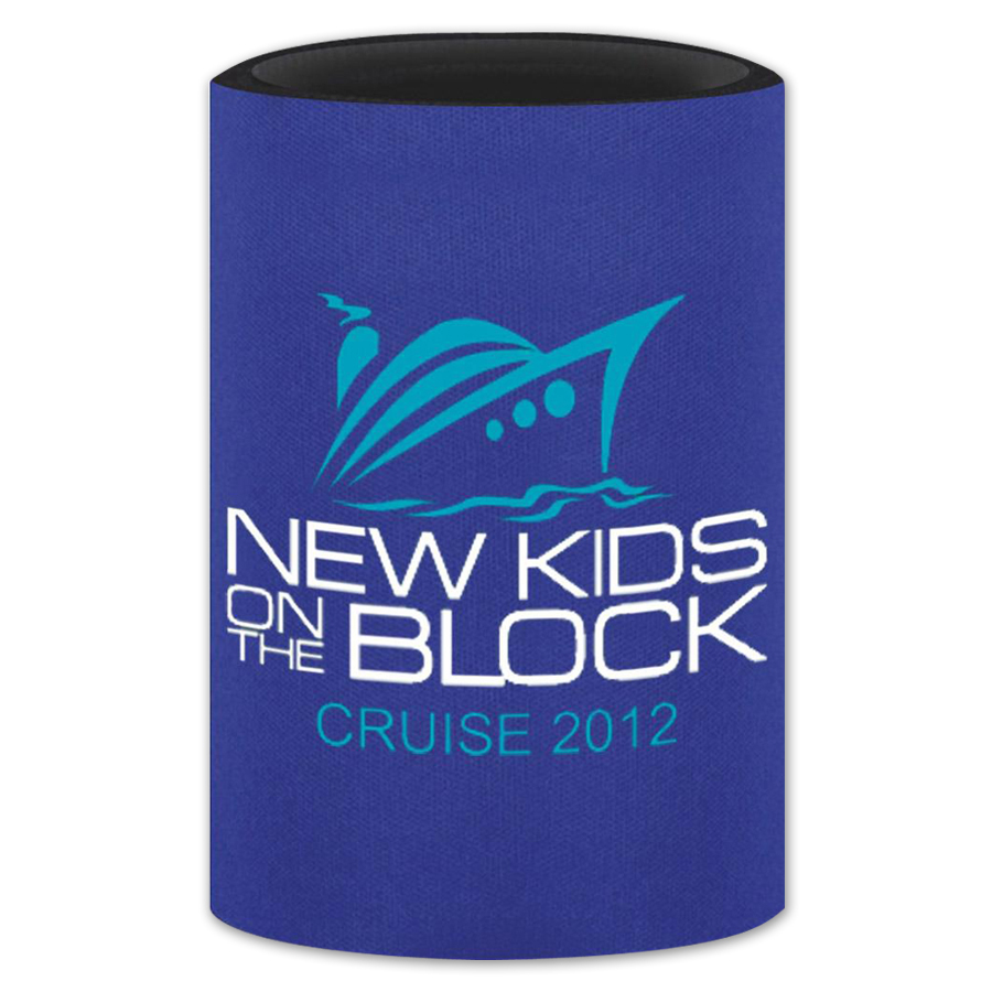 New Kids on the Block 2012 Cruise Koozie