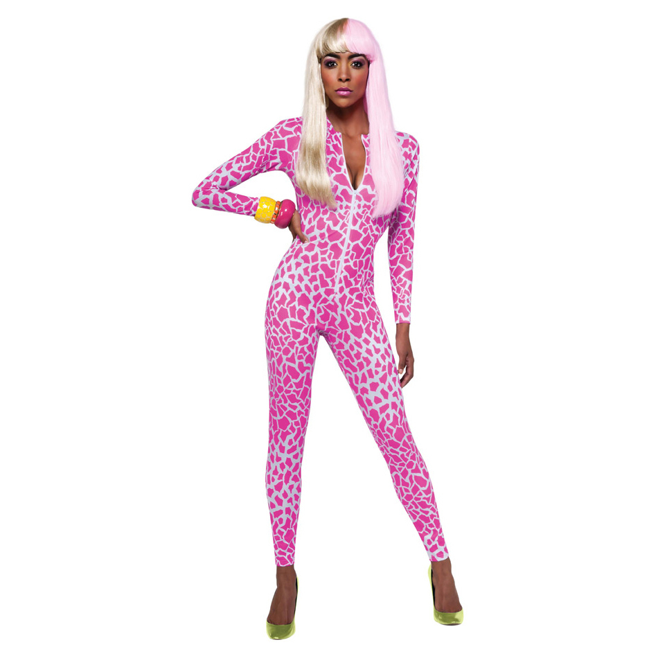 Nicki Minaj Giraffe Suit Costume