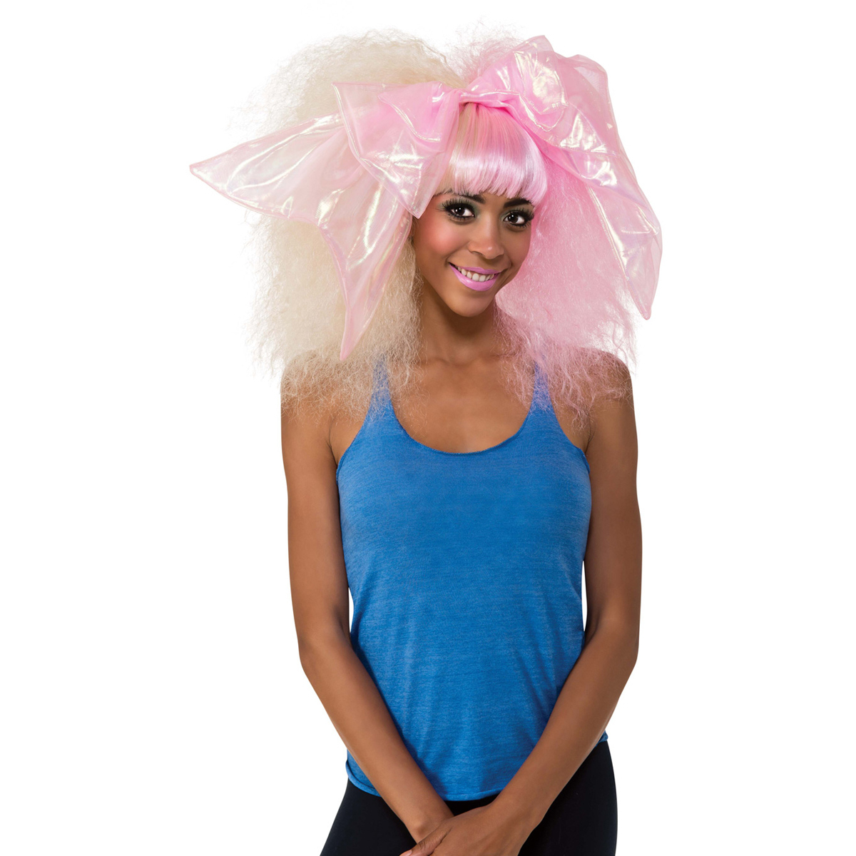 Nicki Minaj Harajuku Wig