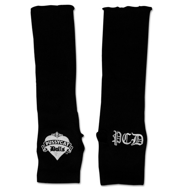 Pussycat Dolls Logo Arm Warmers
