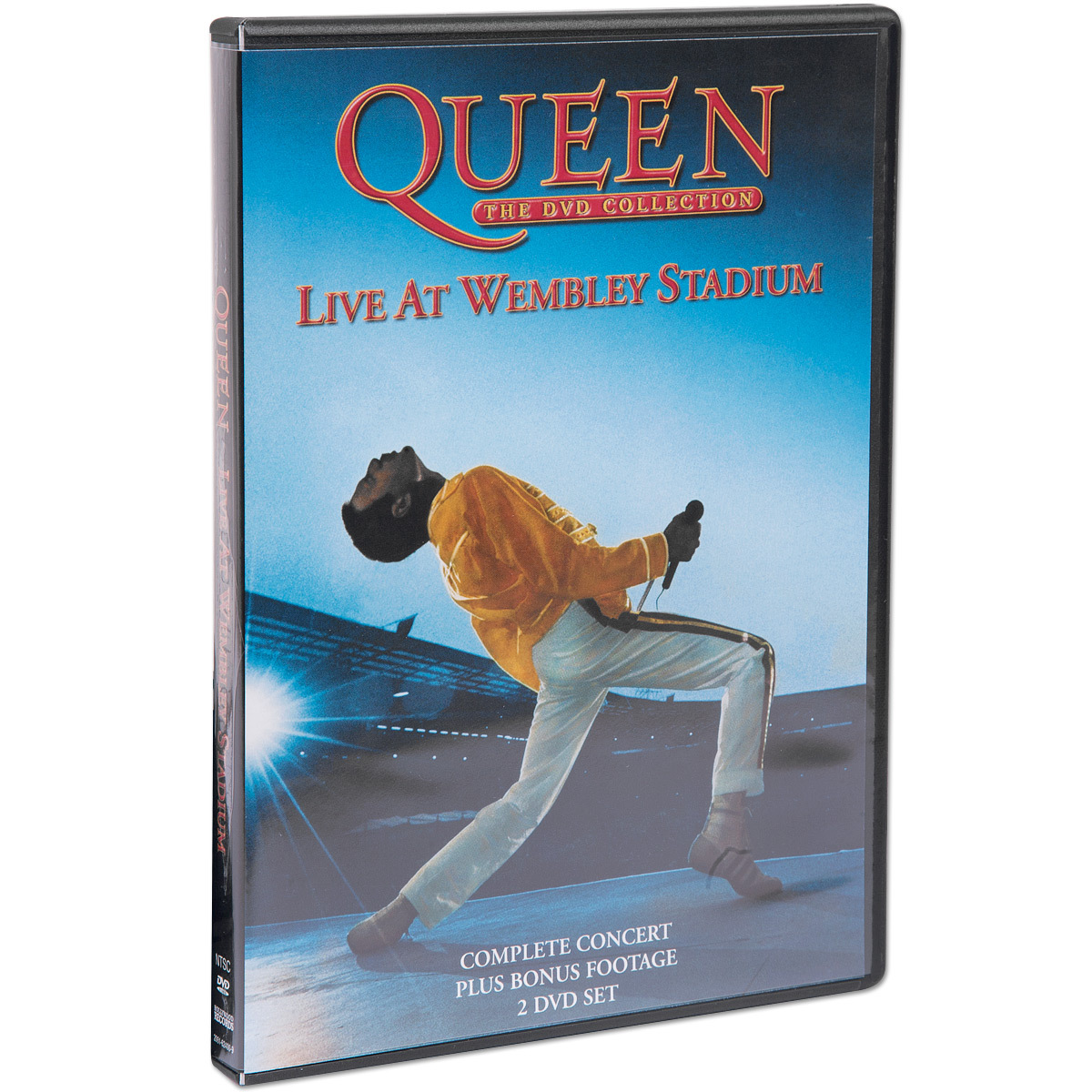 Queen- Live at Wembley Stadium DVD
