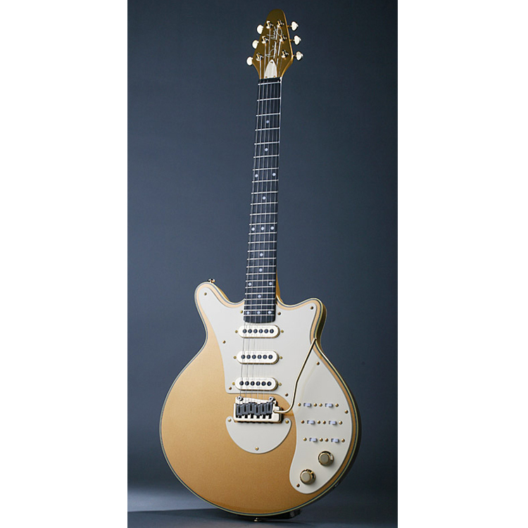 Queen BMG Gold Guitar