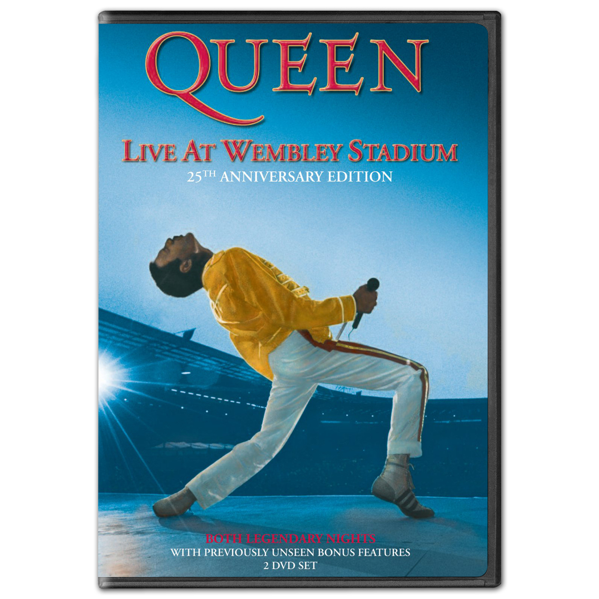 Queen - Live at Wembley 25th Anniversary DVD