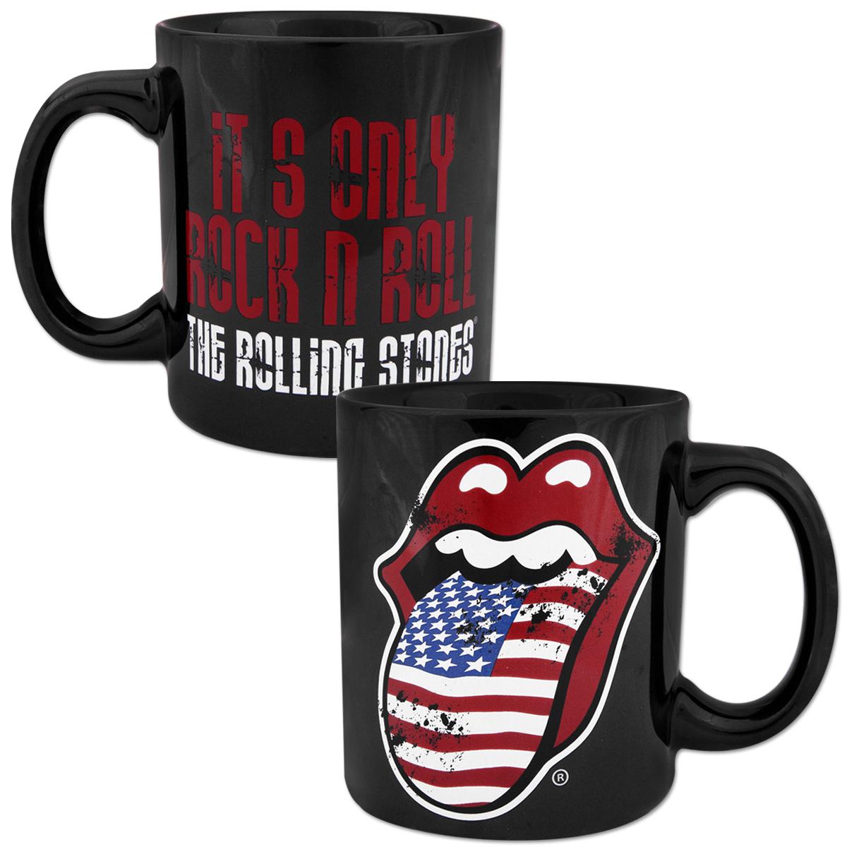 Rolling Stones Ceramic Mug
