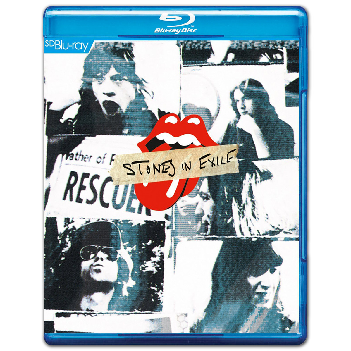 The Rolling Stones - Stones In Exile Blu-Ray