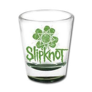 Slipknot St. Paddy's Shot Gla