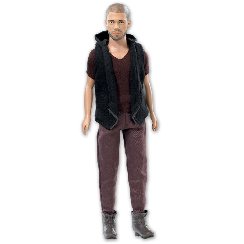 Pre-Order The Wanted Max Doll
