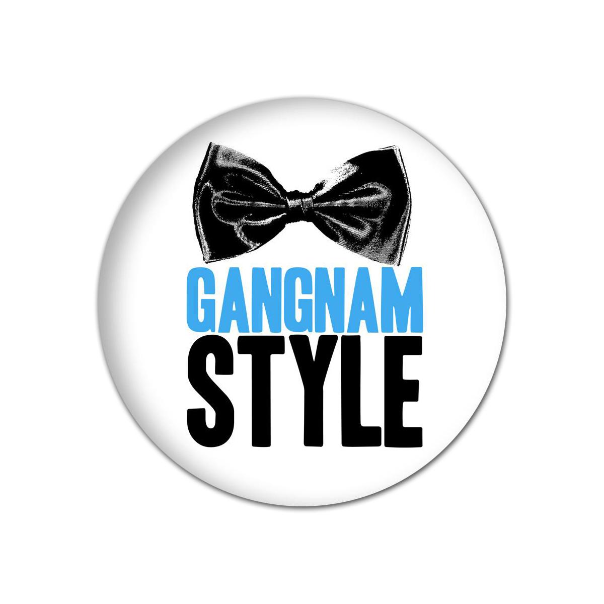 PSY Gangman Style Mini Pin