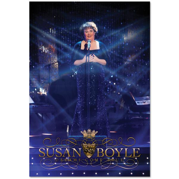 Susan Boyle 13x19 Poster