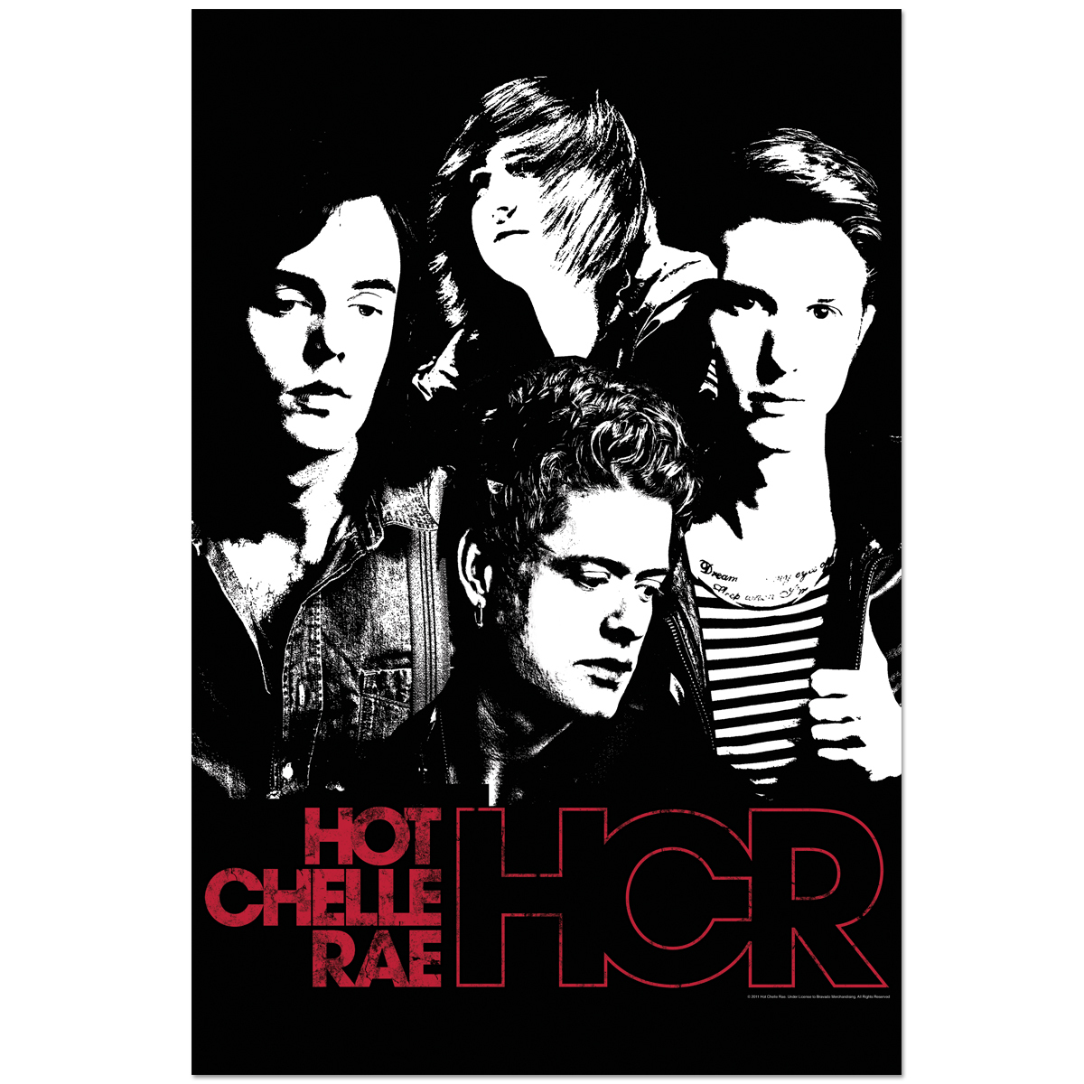 Hot Chelle Rae Photo Poster