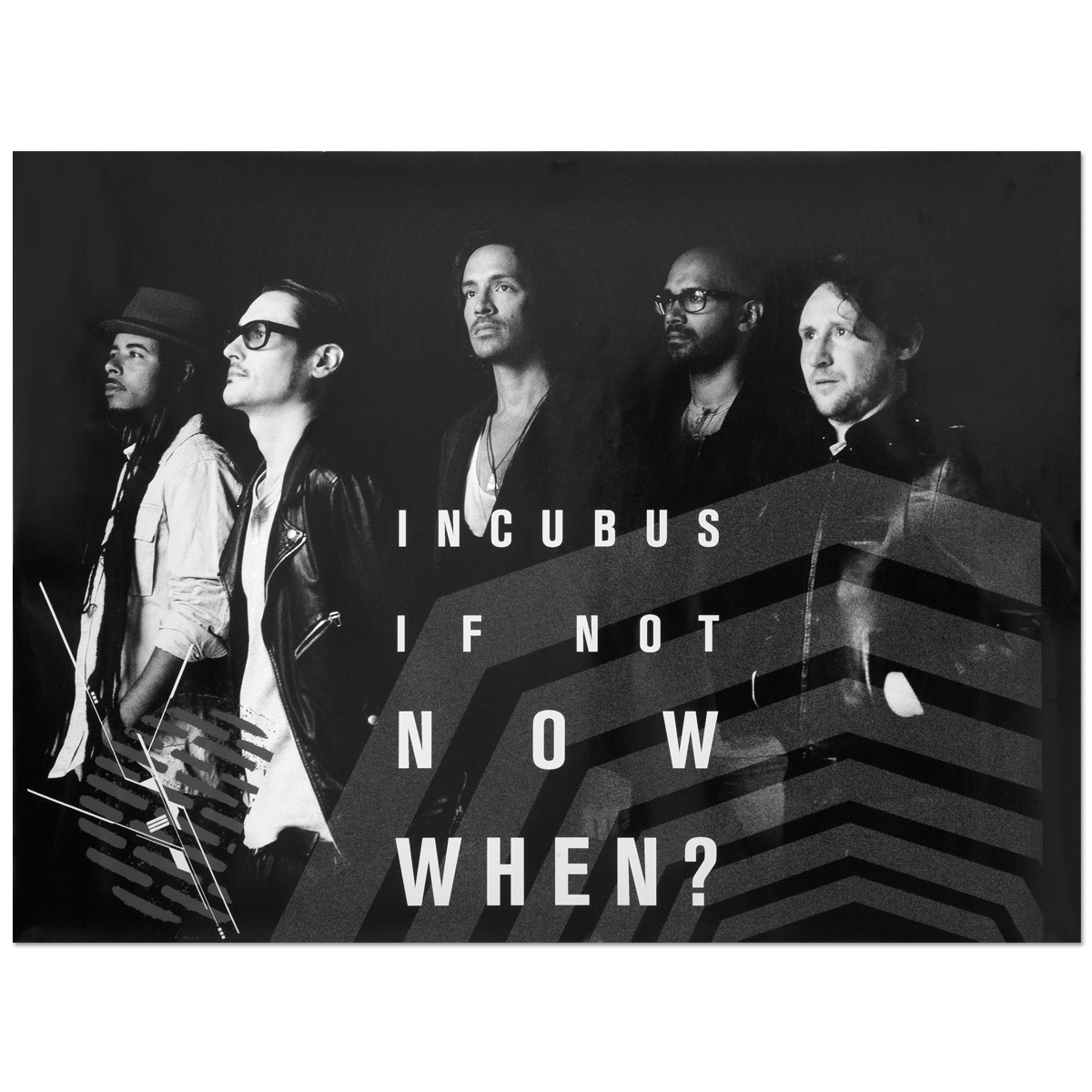 Incubus Corners Poster