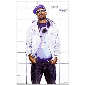 Kanye West Graduation Poster