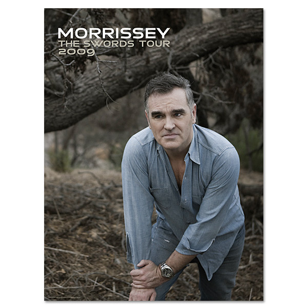 Morrissey Swords Poster