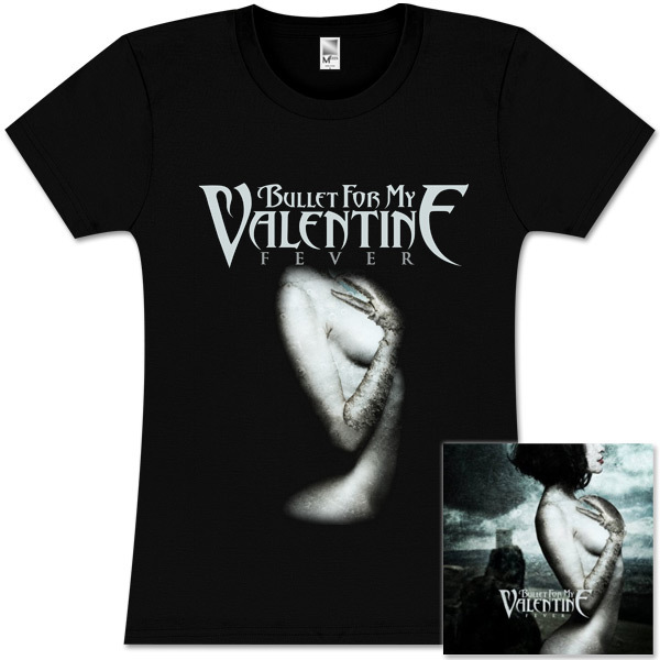 Bullet For My Valentine Fever CD / Babydoll Bundle