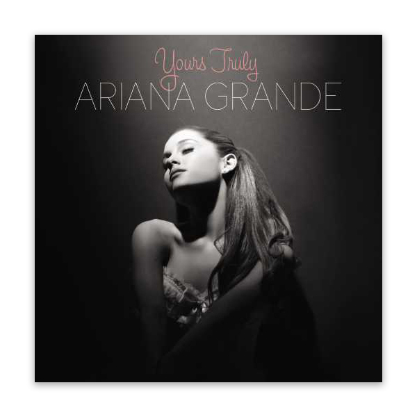 Ariana Grande Thank You Song Download: Ariana Grande – Yours Truly CD