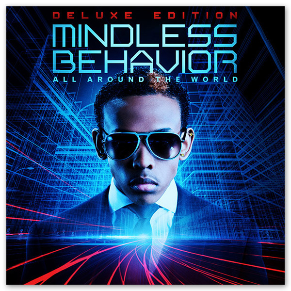 Mindless Behavior - Deluxe All Around The World CD - Prodigy