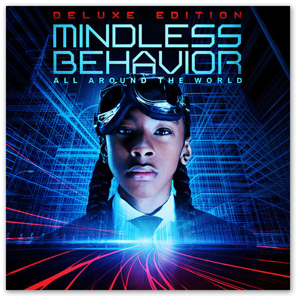 Mindless Behavior - Deluxe All Around The World CD - Ray Ray