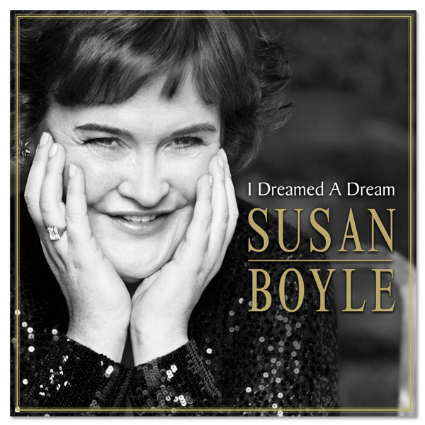 Susan Boyle - I Dreamed A Dream CD