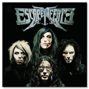Escape the Fate Standard Edition CD