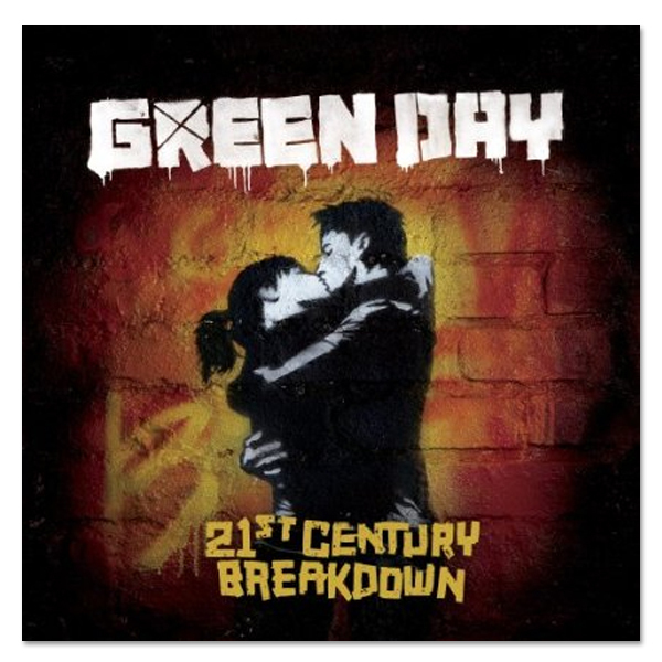 Green Day 21st Century Breakdown CD Standard Edition