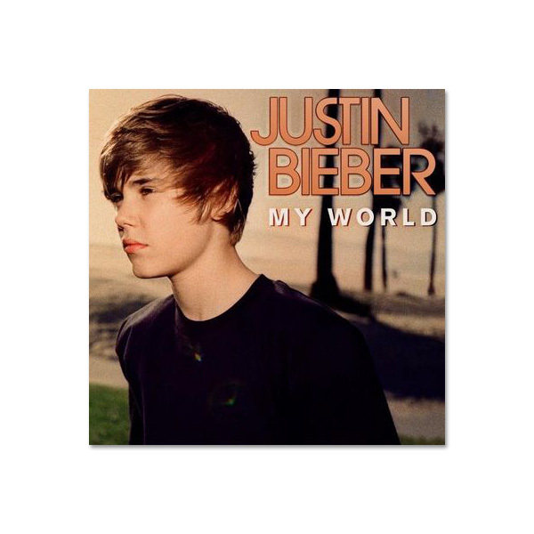 Justin Bieber - My World CD