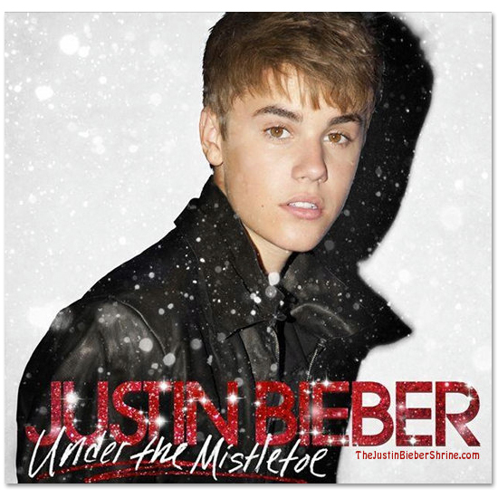 Justin Bieber - Under The Mistletoe Deluxe CD/DVD