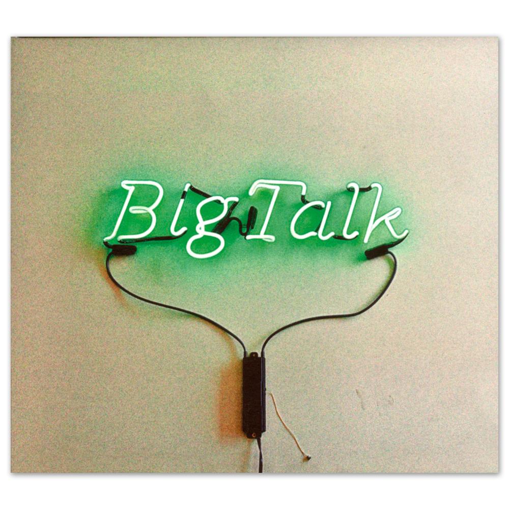 Ronnie Vannucci's - Big Talk CD