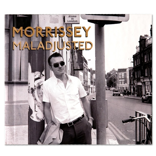Morrissey Maladjusted CD (Remastered)