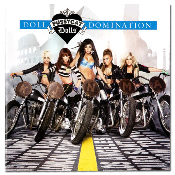 Pussycat Dolls Doll Domination Deluxe CD