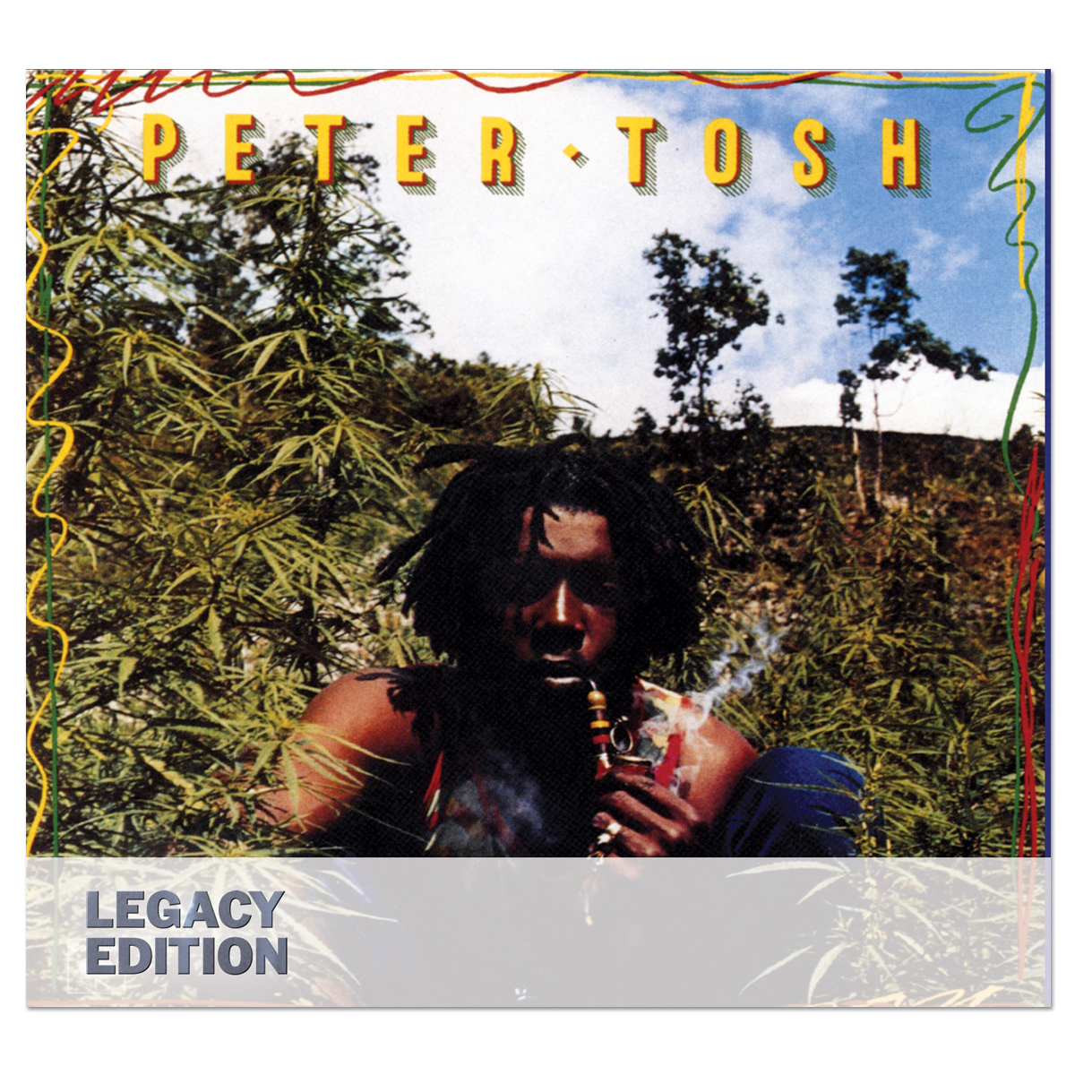 Peter Tosh - Legalize It (Legacy Edition) CD