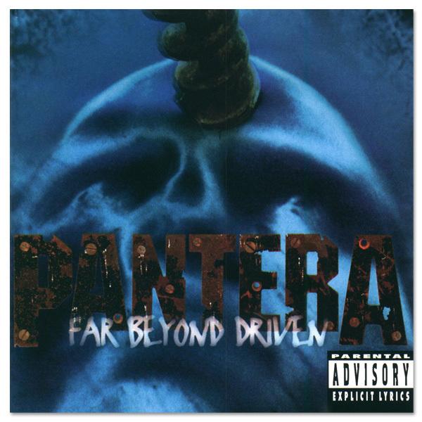 Pantera Far Beyond Driven 20th Anniversary CD