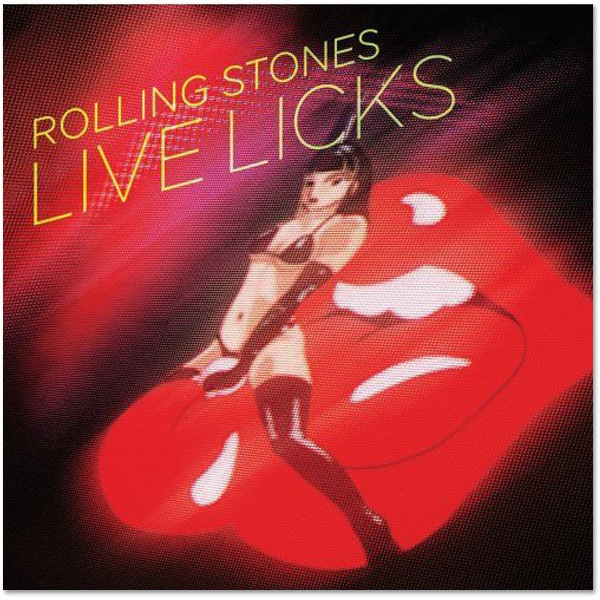 Rolling Stones Live Licks: (Re-Mastered) (2 CD)