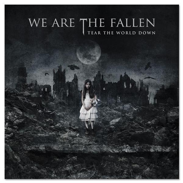 Tear The World Down CD