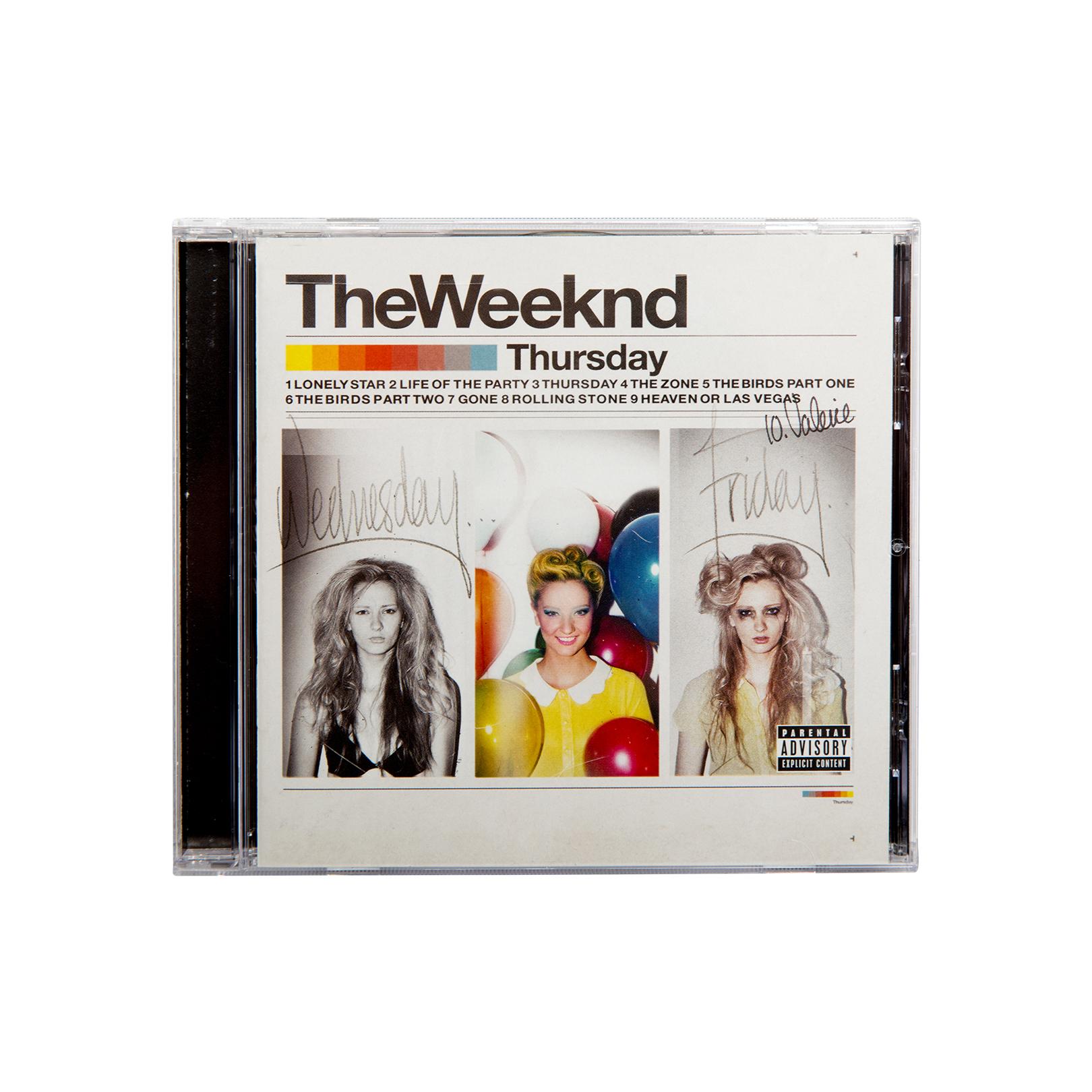thursday mixtape the weeknd - HD1280×1280