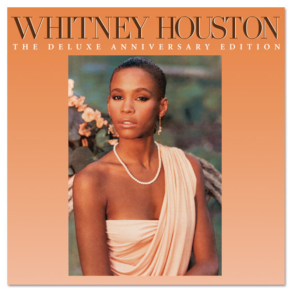 Whitney Houston The Deluxe Anniversary Edition CD