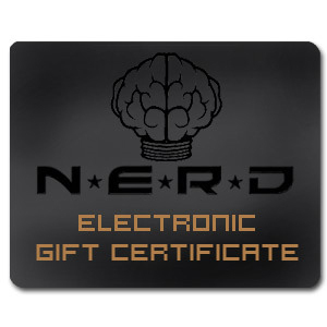 N*E*R*D Electronic Gift Certificate