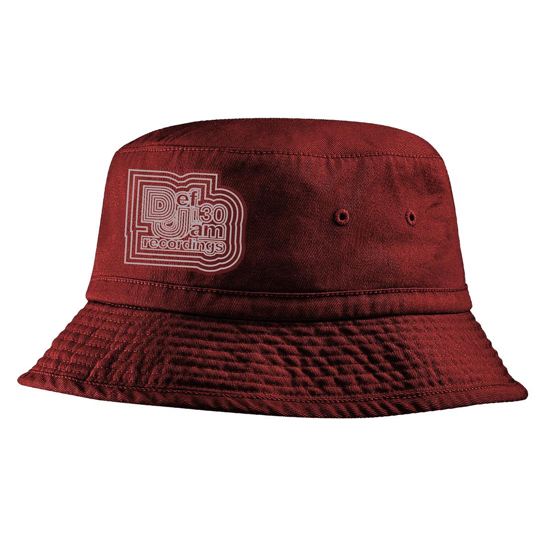 Def Jam 30 Bucket Hat