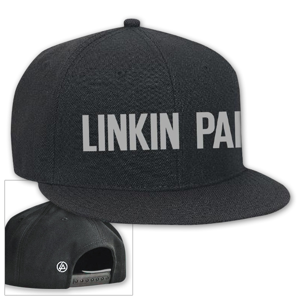 Linkin Park Classic Logo Embroidered Hat