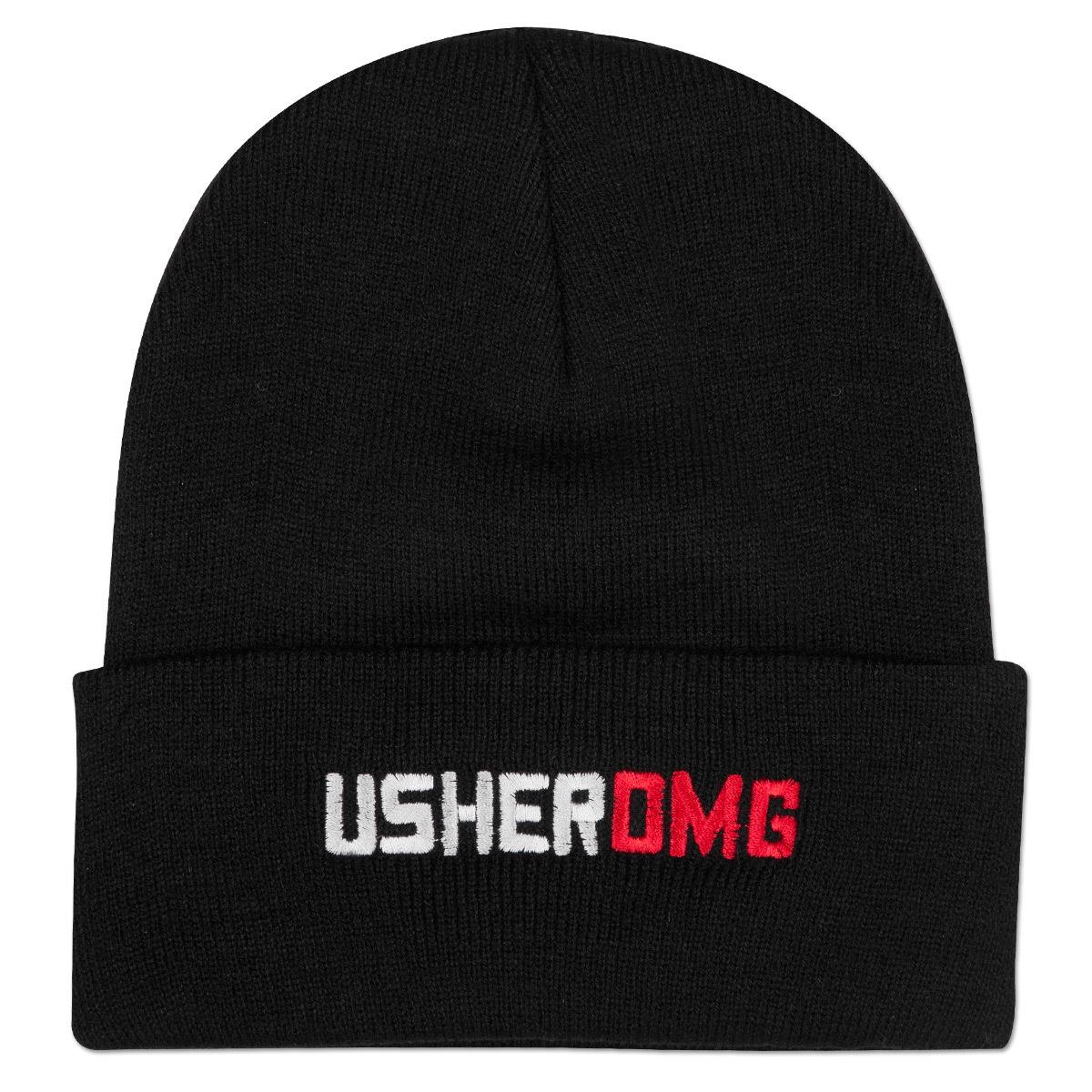 Usher OMG Tour Beanie