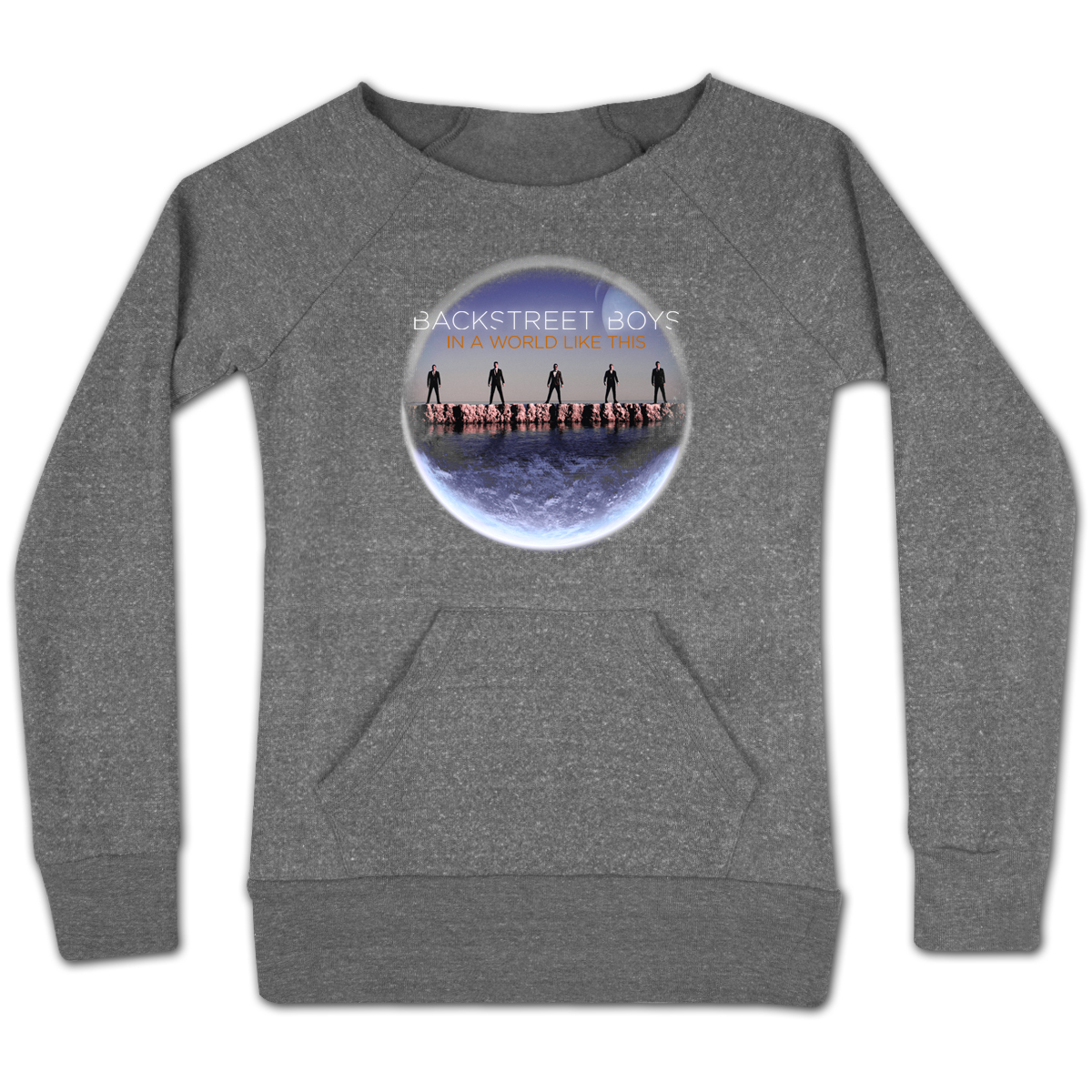 Backstreet Boys Globe Girls Sweatshirt