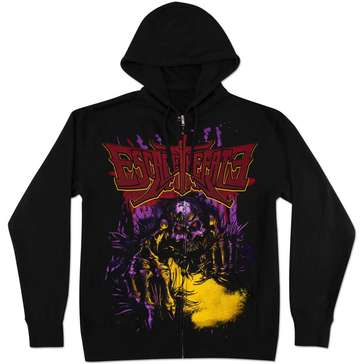 Zombie hoodies