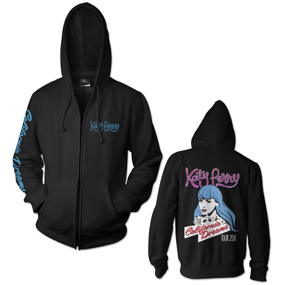 Katy Perry Cali Dreams Full-Zip Hoodie