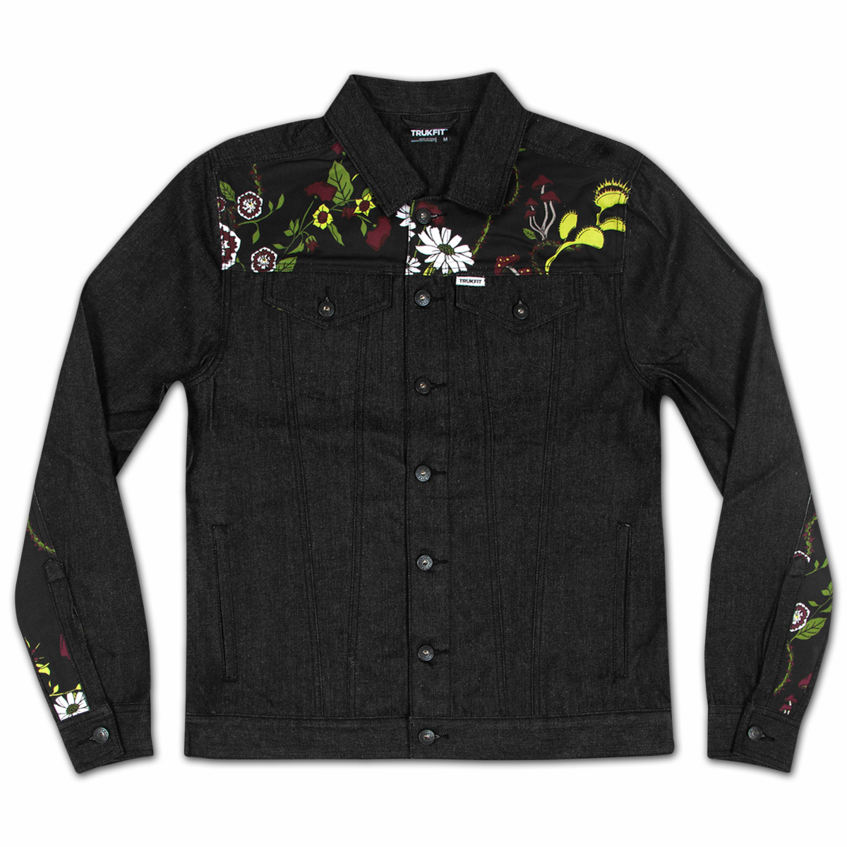 Trukfit Fly Trap Denim Jacket