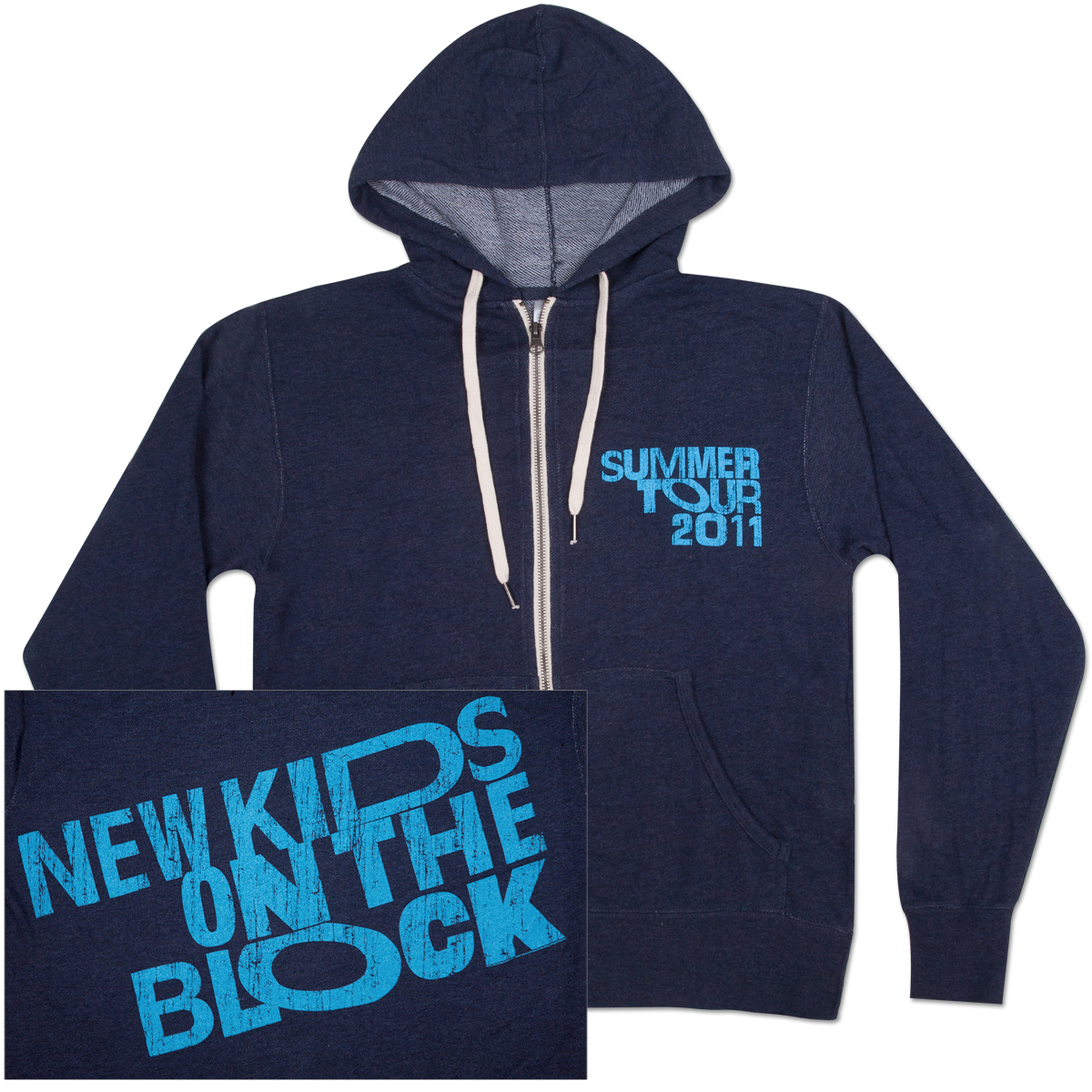 New Kids on the Block Summer Tour 2011 Hoodie
