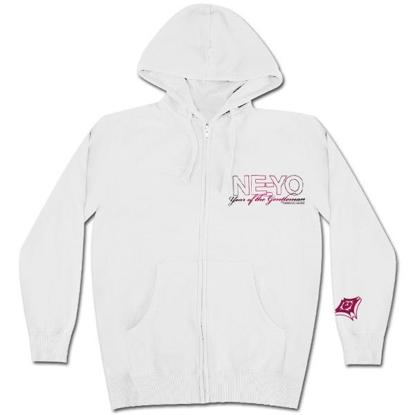Ne-Yo Logo Zip Hoodie