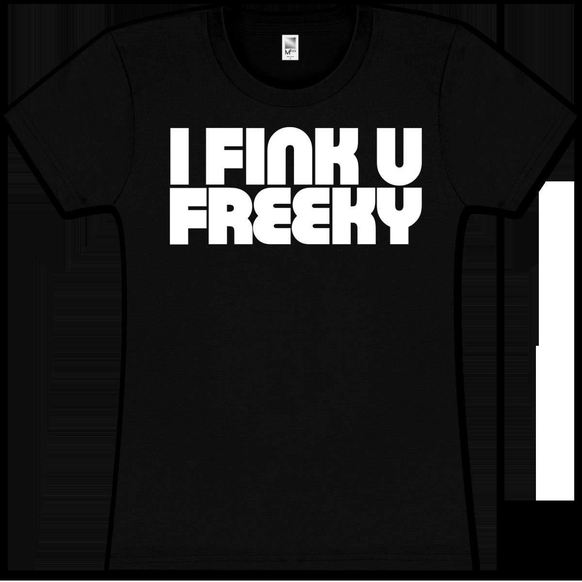 Die Antwoord Fink You Girlie T-Shirt