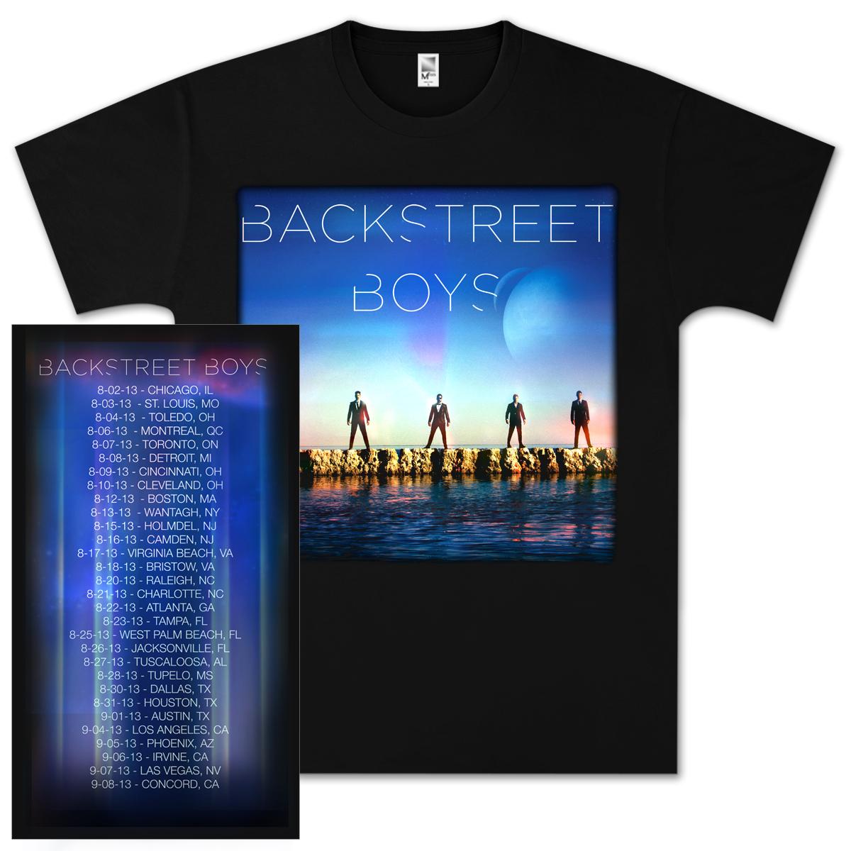 Backstreet Boys Reflection T-Shirt